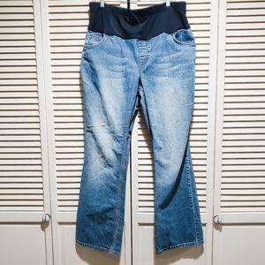 Liz Lange for Target Maternity Jeans
